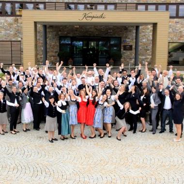 Kempinski Hotel Berchtesgaden Als Arbeitgeber Gehalt