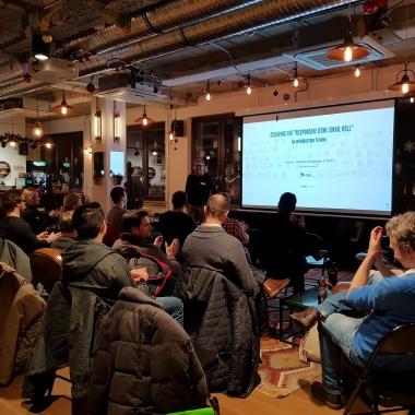 Tech meetup in Munich