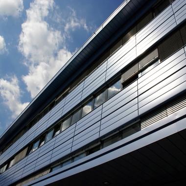 Das zweite Verlagsgebäude in Stuttgart