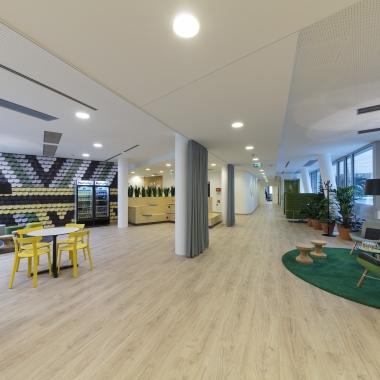 unser modernes Office in der Wiener Innenstadt