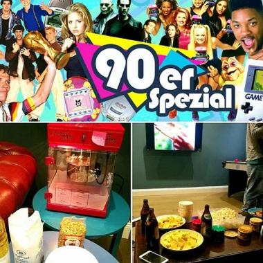 90er Movie-Night