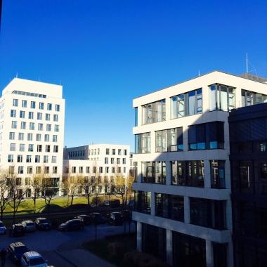 Unser Münchner Office ist in der Parkstadt Schwabing gelegen