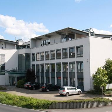 Unsere Unternehmenszentrale in Hennef