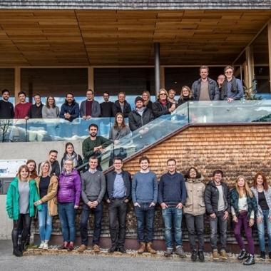 Kick Off 2018 - Teams of Lake Constance & Lake Zurich