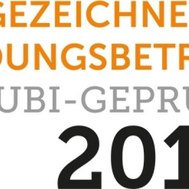"""Azubi-geprüft zum 3. Mal in Folge – Kurtz Ersa ist 2017 wieder """"Ausgezeichneter Ausbildungsbetrieb""""."""
