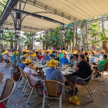 Unser Sommerfest 2017 auf Mallorca