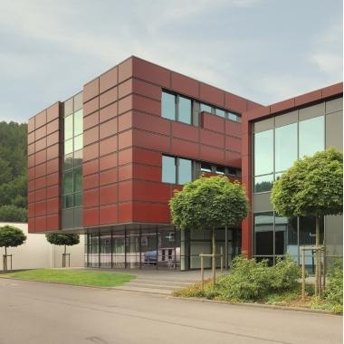 ALHO Firmenzentrale in Friesenhagen