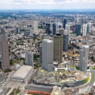 Europaviertel- Frankfurt