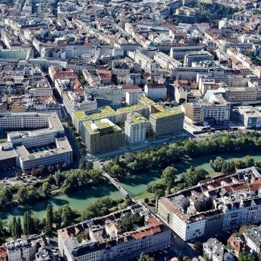 Lände drei- Wien