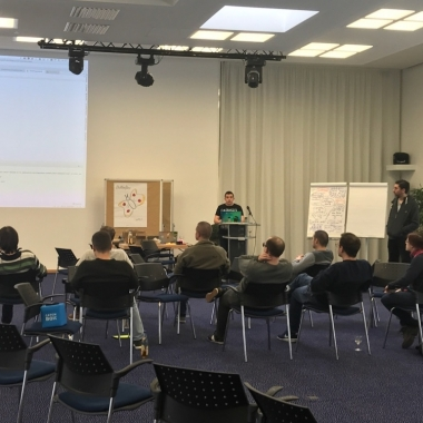Open Space bei der codecentric Conference 2018