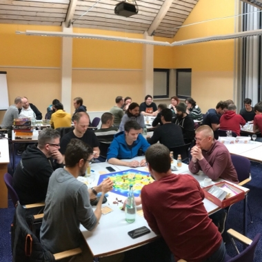 Tabletops bei der codecentric Conference 2018