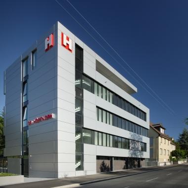 In der Heilbronner Oststraße 38-44 befindet sich die Zentrale der 1966 gegründeten Dr. Hörtkorn Unternehmensgruppe