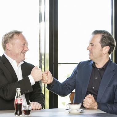 Seit 1986 ein starkes Team: Andreas und Bernhard Fischer-Appelt