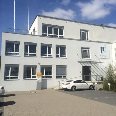 Unser Firmensitz in Röthenbach an der Pegnitz seit 2008