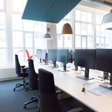 Einblick in unser Kölner Büro
