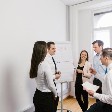 Im Sinne einer erfolgreichen integrierten Aufsicht leben wir die bereichsübergreifende Zusammenarbeit.