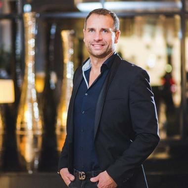 Gründer und Geschäftsführer Oliver Herbig