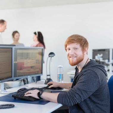 Wir gestalten die Rahmenbedingungen, damit Sie optimale Leistungen bringen können. Flexible Arbeitszeiten und Teilzeit unterstützen Sie in Ihren unterschiedlichen Lebensphasen.