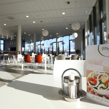 Betriebsrestaurant im TÜV AUSTRIA Campus