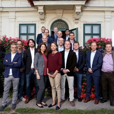 """Abschluss des internationalen """"TÜV AUSTRIA Management Training Program 2017"""""""