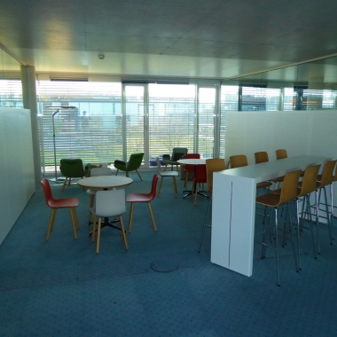 Offene Meeting Area