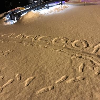 canacoon im Schnee