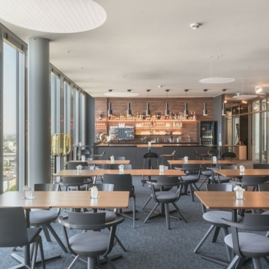 Event Space am Standort München Highlight Towers