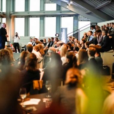 Unser CEO Michael O. Schmutzer live on stage