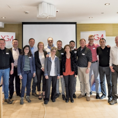 Young Generation Manager & Mentoren, Startmeeting Hapimag Resort Winterberg 2018