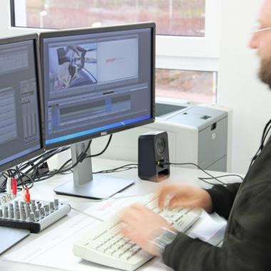 Unsere Kurzfilme geben dem Kunden einen Eindruck der Erlebniswelt des Users.