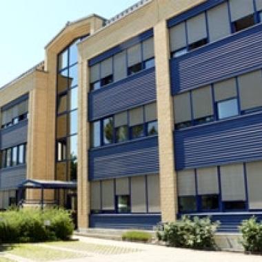 Unser Hauptsitz ist im High-Tech-Center in Tägerwilen am Bodensee.
