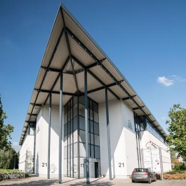 Unser COBUS-Zuhause - das IWZ in Rheda-Wiedenbrück
