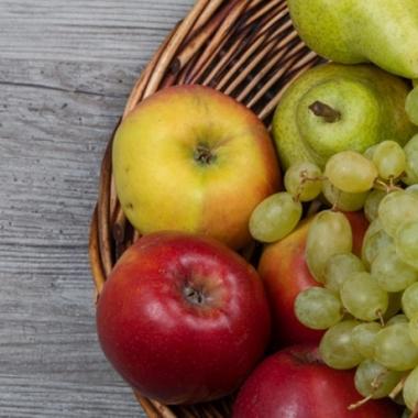 Jede Woche gibt es frisches, kostenloses Obst für unsere Mitarbeiterinnen!