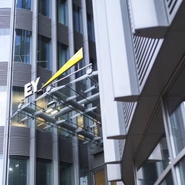 EY Office in Berlin.