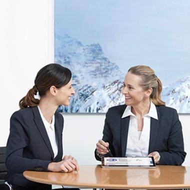 Die verantwortungsvolle Arbeitgeberin - mit Bestnoten von ihren Mitarbeitenden.