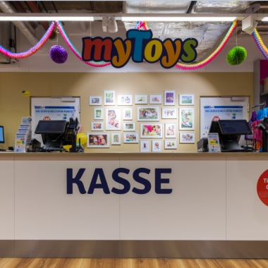 Click & Collect in unseren myToys Filialen