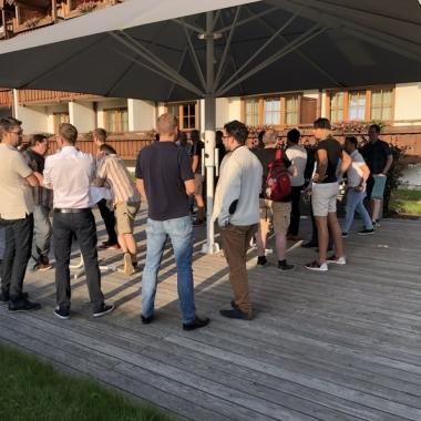 QUANTO Solutions Mitarbeiterparty 2018