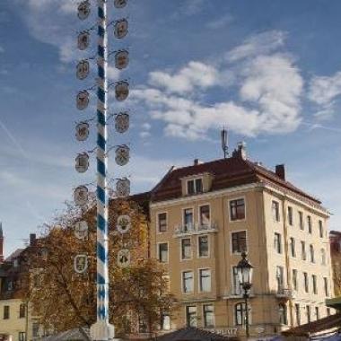Real I.S. | Lage im Herzen von München