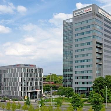 TARGO Dienstleistungscenter und IT in Duisburg
