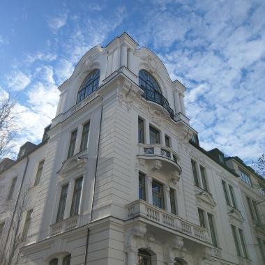 Unser Standort München in der Villa Findling