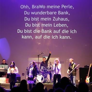 Unsere Volksbank BraWo Band