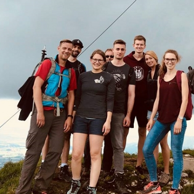 Wandern beim Sommer-Event 2018 in Lenggries