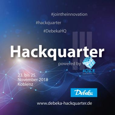 Unser Hackquarter im November 2018