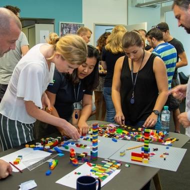 Lego Teambuilding Challenge