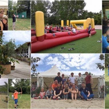 eWorks - Sommerfest im Chamäleon Beach (Flörsheim) und anschließendem Happa-Happa!