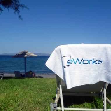 eWorks - Last, but not least: Lass die Sonne rein!
