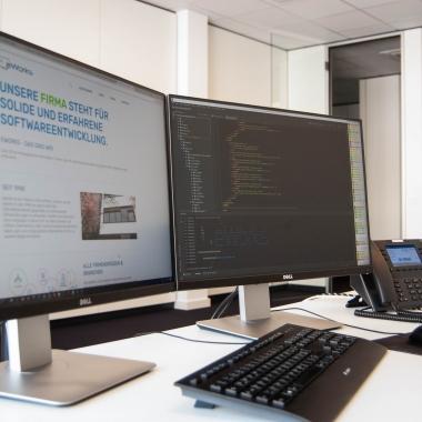 eWorks - So könnte *Dein* Arbeitsplatz aussehen ...