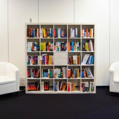 eWorks - Bücherschrank & Sitzecke - Findest Du den Funkgong für den Bäcker?