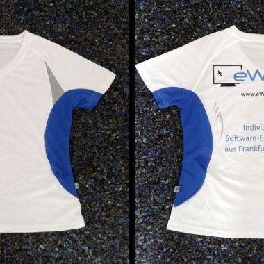 eWorks - Wir können auch sportlich! (JPMCCC Frankfurt)