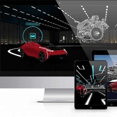 Unsere Virtual Reality Web App 360 – jetzt testen! ferchau.com/go/vr